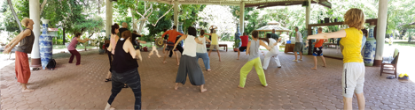 Medical Qigong Teacher Training September - 2016