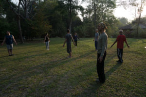 Morning Sessions-Medical Qigong Teacher Training
